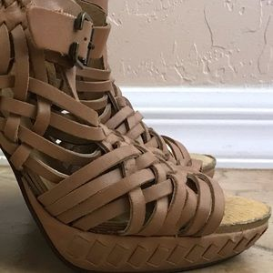 naughty monkey Shoes - Sexy Strappy Shoes